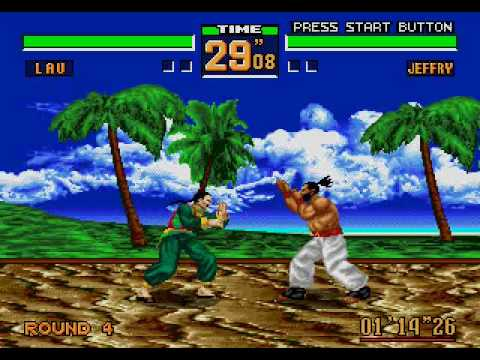 Virtua Fighter II