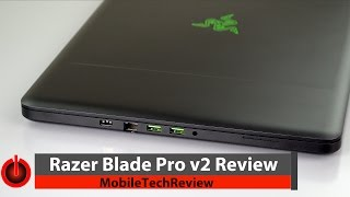 Razer Blade Pro Review - the $4,000 Gaming Laptop