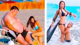 بالفيديو.. أغرب 10 حالات زواج في العالم