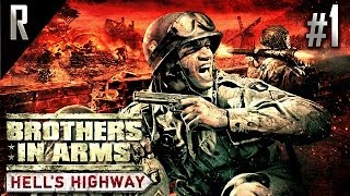 ◄ Brothers in Arms: Hells Highway Walkthrough HD - Part 1