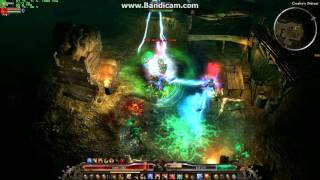 grim dawn darius cronley kill ultimate ultos cuirass drop primal strike warder