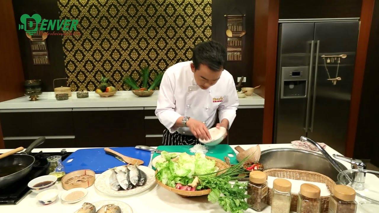 ยอดเชฟไทย (Yord Chef Thai) 02-05-15 Ep.3 เมนู: ยำปลาทูกับผักกาดแก้ว