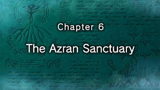 Professor Layton and the Azran Legacy #32 ~ Chapter 6 - The Azran Sanctuary (1/2)