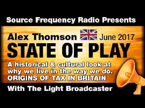 STATE OF PLAY = A historical and cultural look at why we live in the way we do