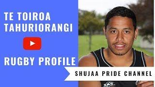 Te Toiroa Tahuriorangi Rugby Profile | Highlights | Family | Haka | All Blacks | Chiefs | Debut| Try