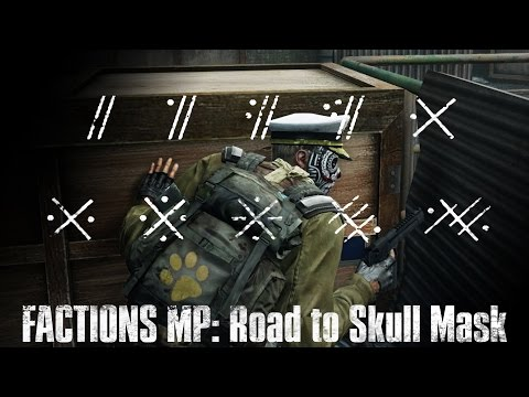 Road To Skull Mask - The Last Of Us Remastered Factions MP