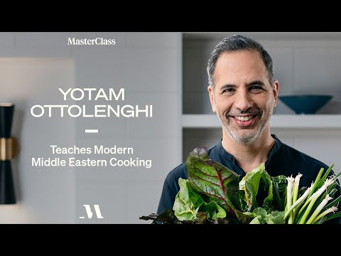 Yotam Ottolenghi Teaches Modern Middle Eastern Cooking | Official Trailer | MasterClass