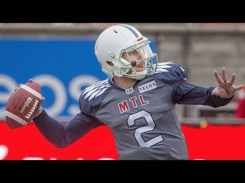 CFL Top 10 Offensive Touchdowns of 2018