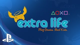 PlayStation and Extra Life Team Up For Children