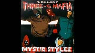 Three 6 mafia - playa hatas (chopped and screwed)