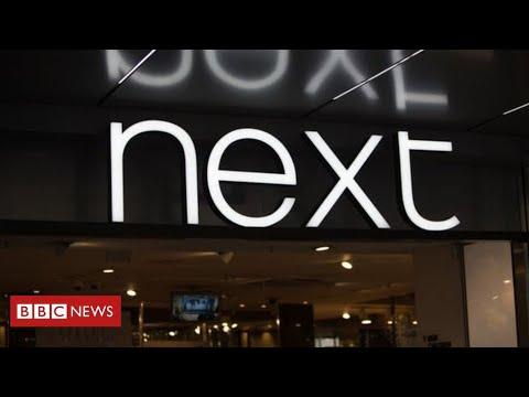 Conavirus: devastating economic impact as Next warns of 40% fall in sales - BBC News