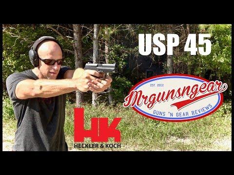 Heckler & Koch USP 45 Pistol: Is It Still Relevant?