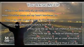 You Raise Me Up   Lyrics and Chords