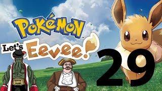 Pokémon Let's Go Eevee   Episode 29 - Work it!