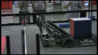 Puerto Rico Team 2213a Skills Challenge at VEX Robotics World Championship 2009