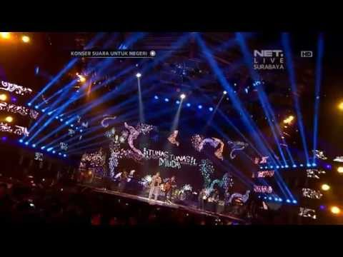 NETKonserSurabaya Iwan Fals ft Musikimia - Satu Satu NETTV