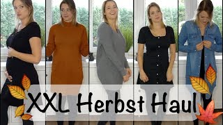 XXL Herbst Haul 🍂🍁 H&M + AboutYou