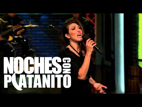 Noches Con Platanito - Ana Victoria