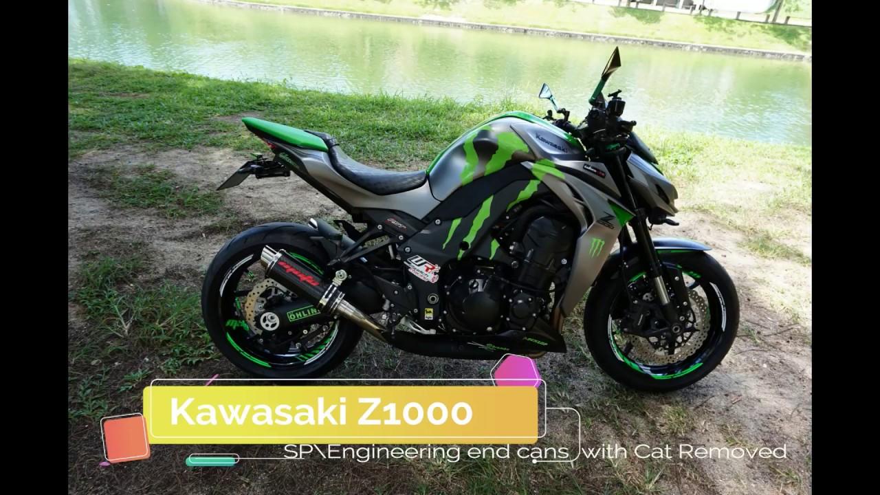 KAWASAKI Z1000 ( GTA SA ANDROID) - YouTube