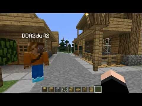 Mine Life : Construction suivie : La premiere maison