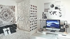 transforming my bedroom/office space (without buying anything new)  - ROOM TRANSFORMATION 2019