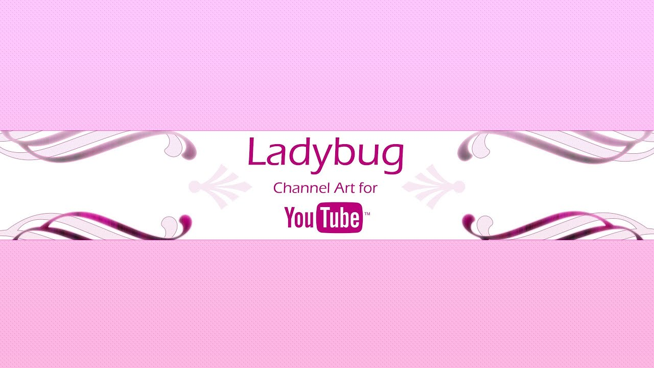 Youtube Channel Template