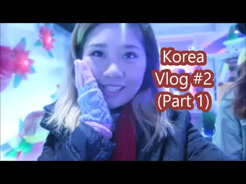 Korea Vlog #2 | January 28, 2016 | Part 1 | itzalyssaaa