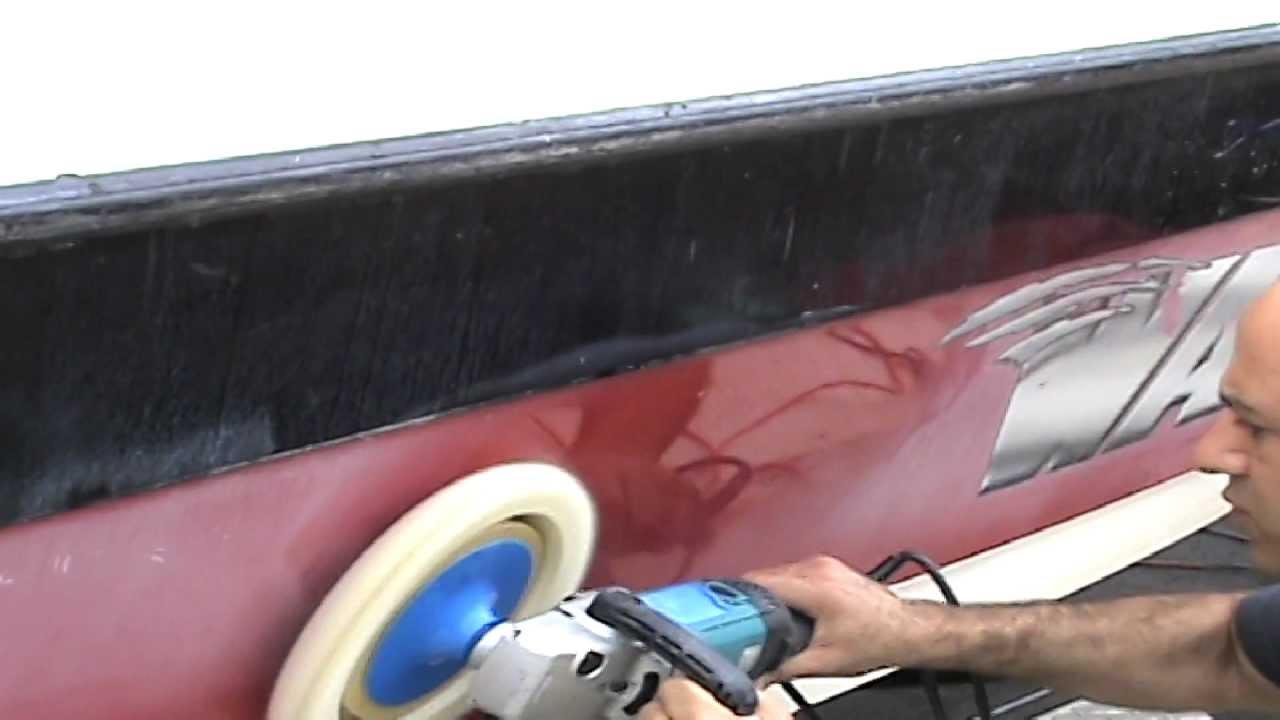 3 Step Gel Coat Restoration - Hula Boat Care Products