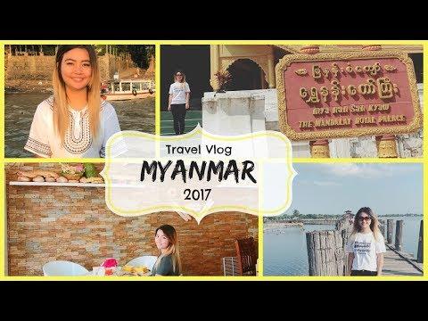 Travel Myanmar (Burma) with Me! // Travel Vlog // CiCiin // ep 1