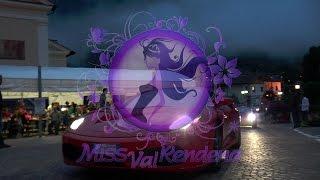 Miss Val Rendena 2014 - Arrivo delle Miss