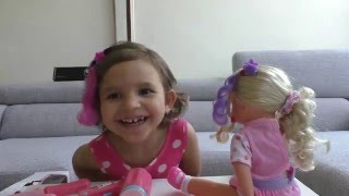 Салон красоты для кукол