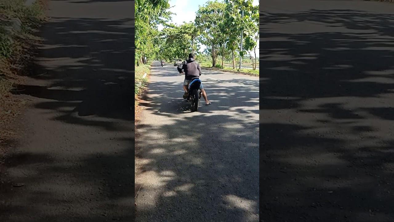 Download SETTING SATRIA ROAD RACE OLIVIA MOTOR