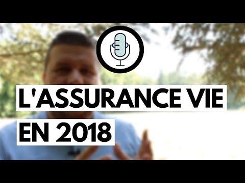 L'assurance vie en 2018