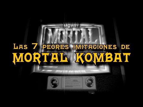 TOP: Las 7 Peores Imitaciones De Mortal Kombat | DrossRotzank