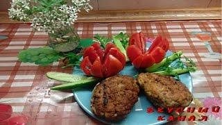 Котлеты Рецепт с пошаговым приготовлением