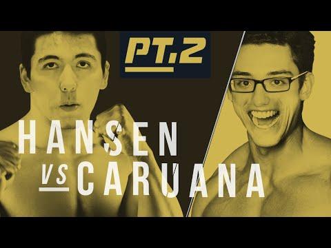 ERIC HANSEN VS FABIANO CARUANA Blitz Marathon: Part 2