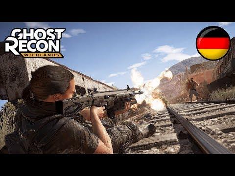 Einfach draufhalten - Ghost Recon Wildlands: Ghost War - Deutsch German - Dhalucard