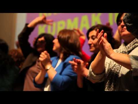 Biz'ler Kadınız Biz'ler Meclise