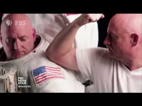 Can humans cope with long space travel? Astronaut Scott Kelly spent a year as a guinea pig