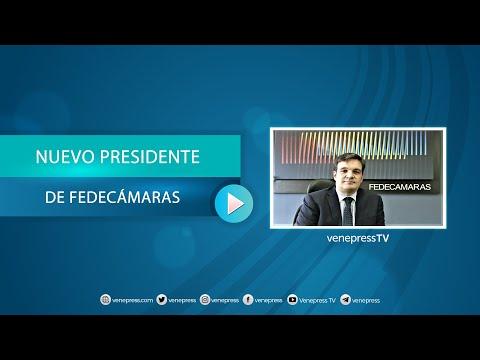 Ricardo Cusanno asume presidencia de Fedecámaras