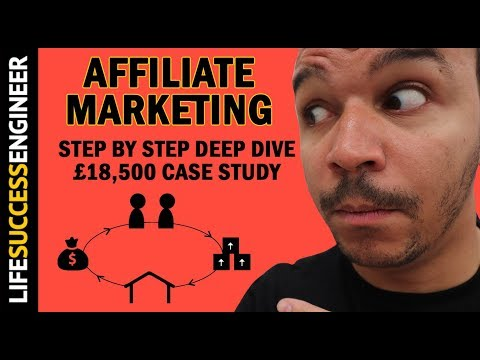 Affiliate Marketing Ultimate Tutorial & High Ticket Case Study: £18,500 Step By Step Product Launch! thumbnail
