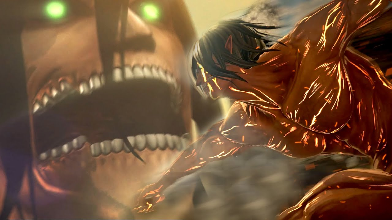 Attack on Titan Wings of Freedom PC game Free Download ...