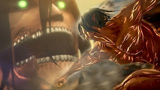 I'M A TITAN! | Attack on Titan Wings of Freedom Game #2
