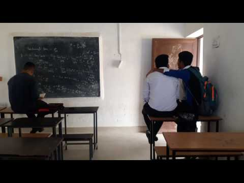 Current Prank In Jammu College 2017