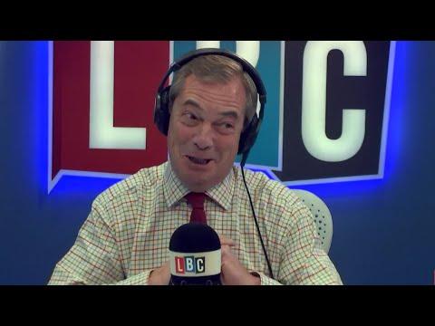 The Nigel Farage Show On Sunday: Mrs May