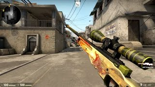 Silver 1 to Global Elite - Guns thumbnail