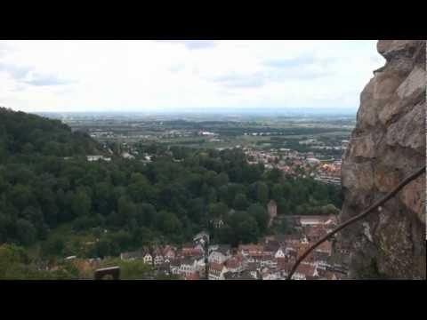 Burg Windeck und die Wachenburg