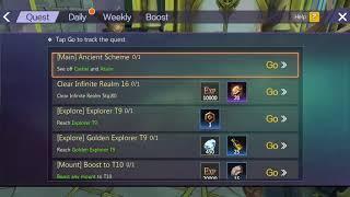 Eoa - lvl 88 quest and dongen