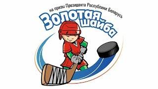 """Республиканские соревнования среди детей и подростков по хоккею """"Золотая шайба"""""""
