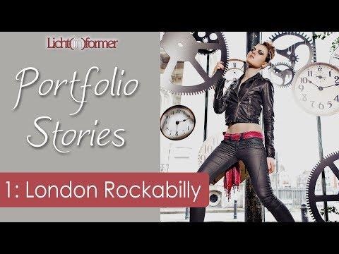 Portfolio Stories: London Rockabilly (Fashion)